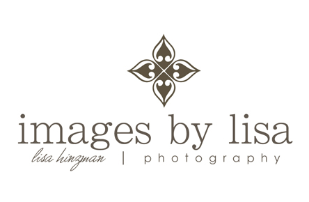 Images by Lisa  I  Iowa Wedding Photographer logo